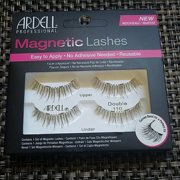 87838bd6a9b Ardell Makeup | Flash Sale Today Only Nwt Magnetic Lashes | Poshmark
